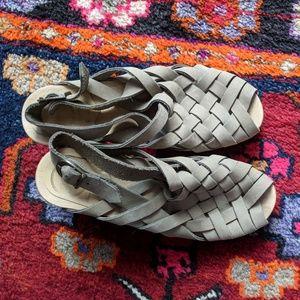 96467efd7b1a 6 Shoes - No. 6 Huarache Clog High Heel